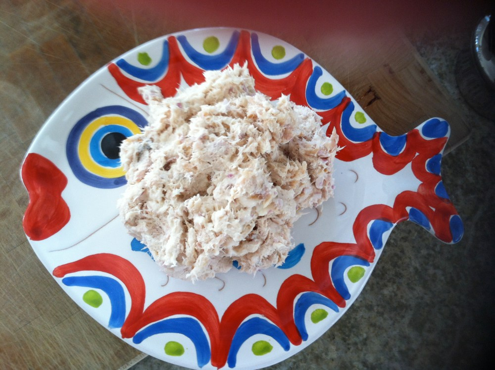 Whitefish Salad (2/5)