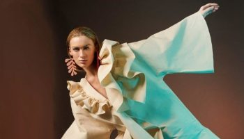 Aisles Of St Anne S Became Couture Catwalk At Annual Ulster University Graduate Fashion Show Bam