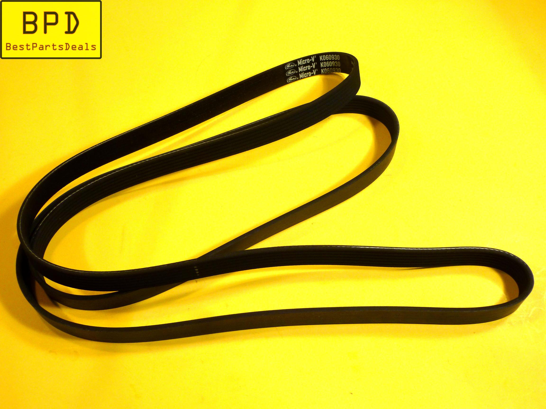 Micro V Serpentine Belt Gates K