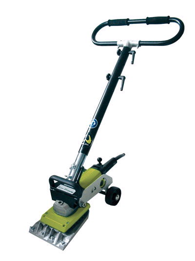 scraper floor tile machine rentals