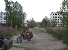 Kadychan deserted city