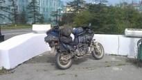 Triumphil in Magadan
