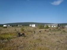 Deserted Town near the Kyubyume river