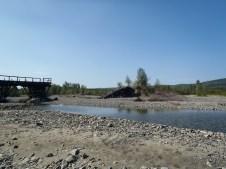Kyubyume river crossing