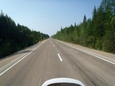M56 Lena highway tarmac!