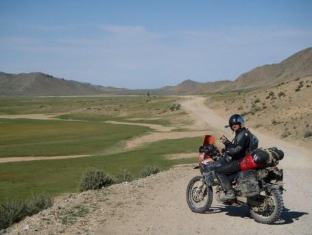 Mongolian Track.