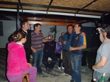 Lubo's house party