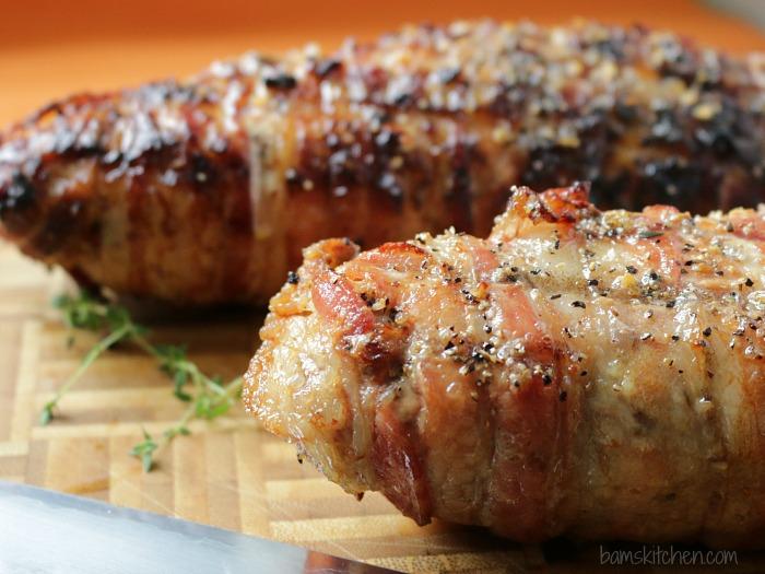 Pork tenderloin pounded recipe