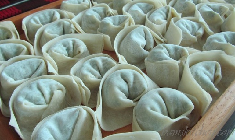Lucky Shanghai Huntun Soup