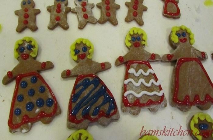 gingerbread hulu girls