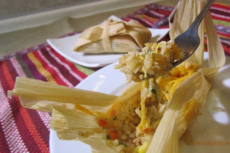 TEX MEX AHI with Cheesy Rice Tamale_IMG_8474
