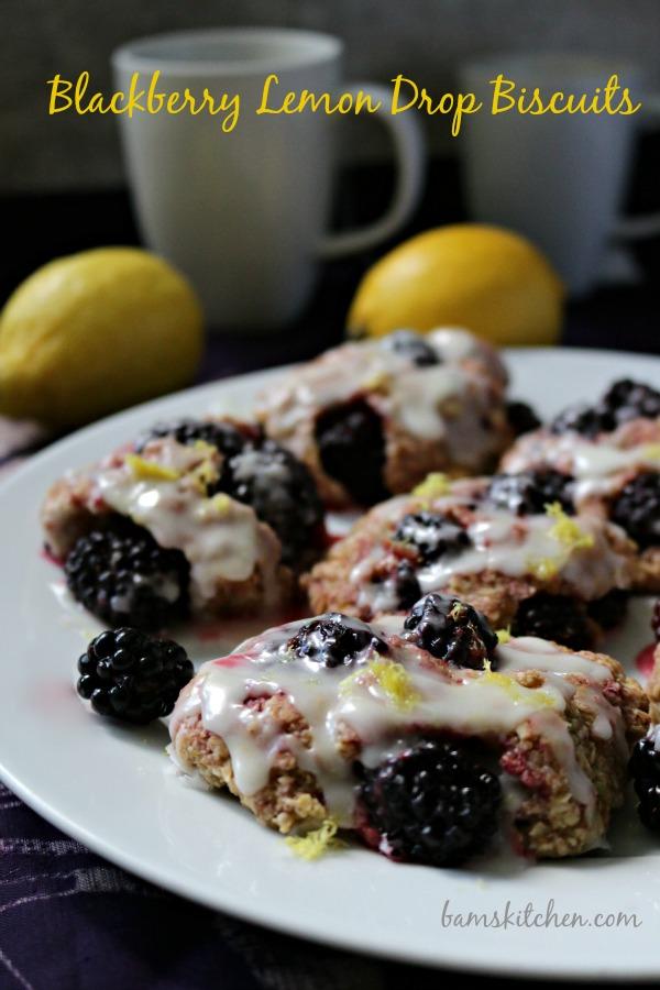 Blackberry Lemon Drop Biscuits_Bam's Kitchen