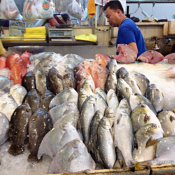 Fish Market SG / http://bamskitchen.com