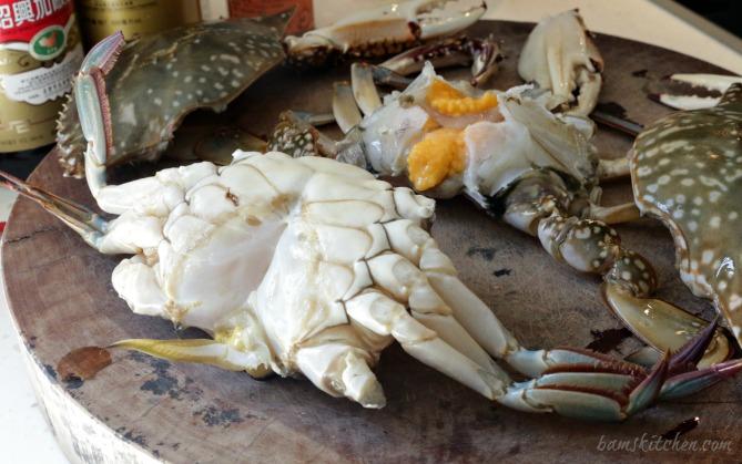 Flower Crab Hua Xie - Bam's Kitchen