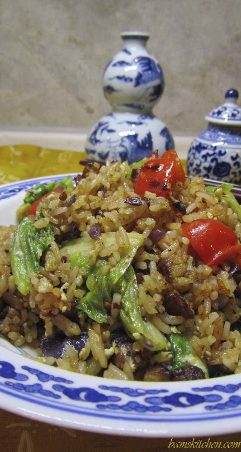 Pantry Fried Rice / http://bamskitchen.com