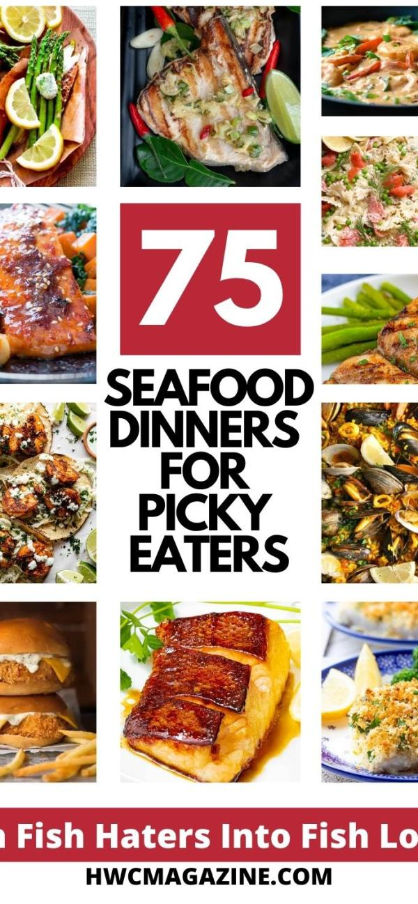 Fabulous Fish and Seafood Recipes /http://bamskitchen.com