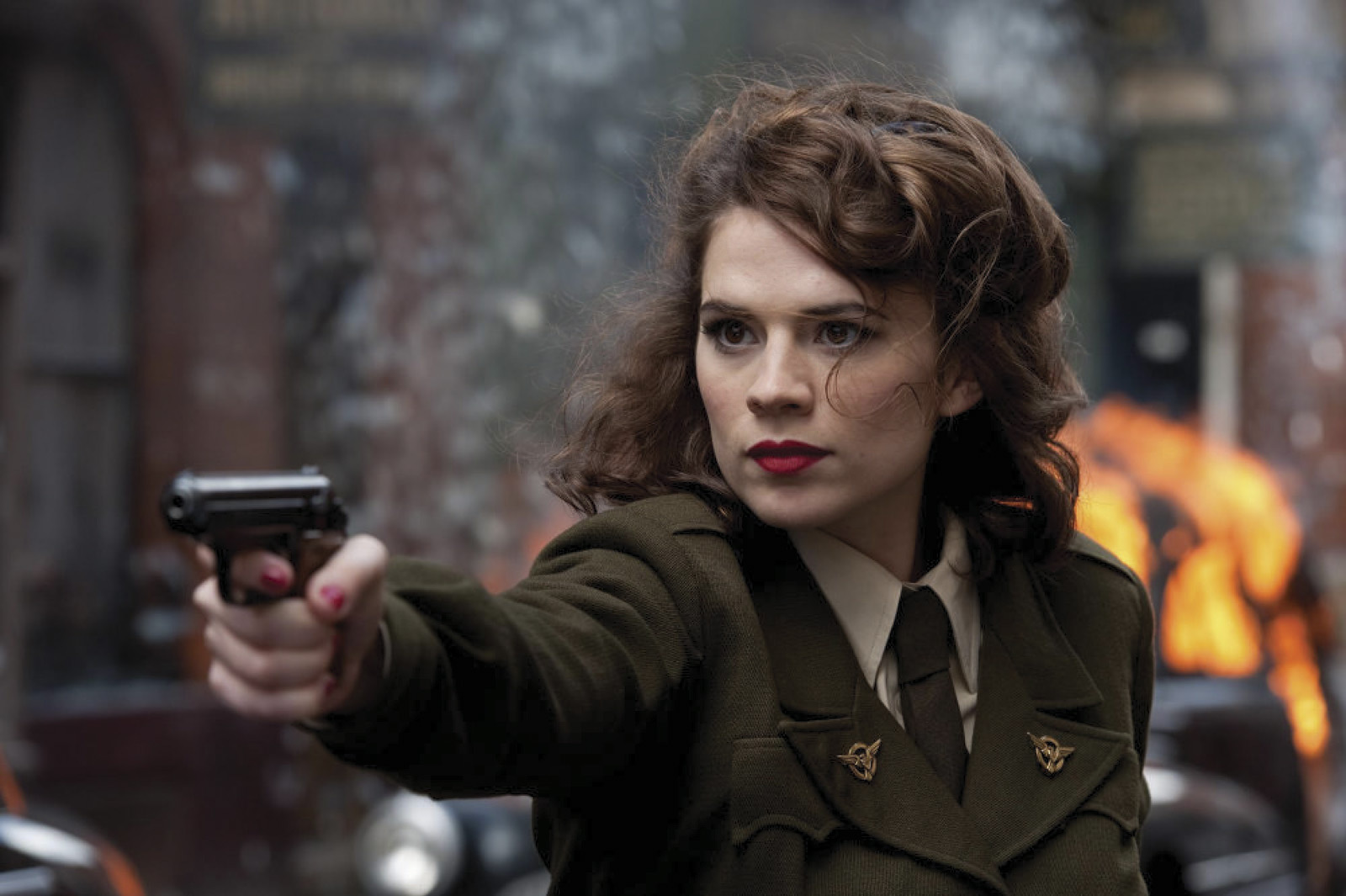 Image result for peggy carter