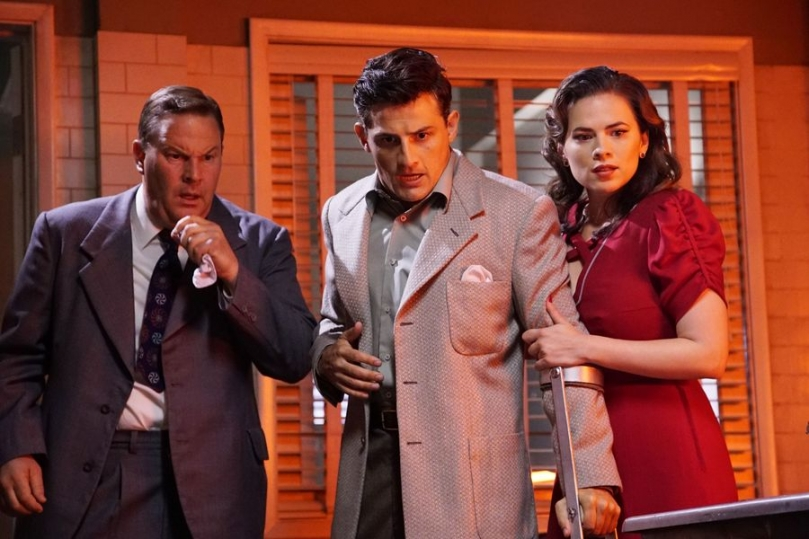 Image result for AGENT CARTER THE LADY IN THE LAKE