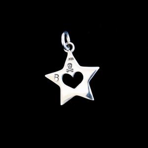 Silver Star Back