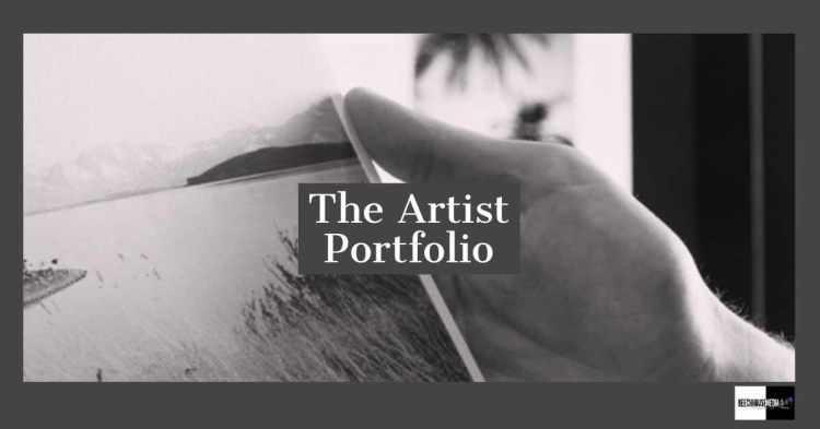 The Artist Portfolio from MA Taylor of Beachhouse Media