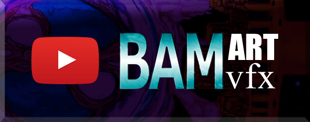 Subscribe to BAMvfx Art YT