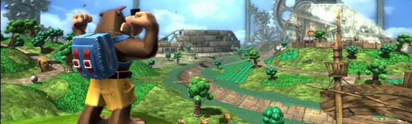 Banjo Kazooie Nuts Amp Bolts Xbox 360 Sales Wiki Cheats Walkthrough Release Date