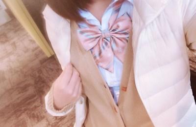 新橋いちゃキャバ・JK制服キャバクラ【ハイスクールbanana】 ちか 制服でビラ配り