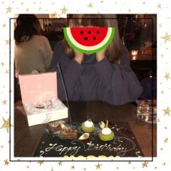 新橋いちゃキャバ・JK制服キャバクラ【ハイスクールbanana】 ゆま 友達誕生日お祝い