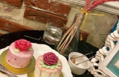 新橋いちゃキャバ・JK制服キャバクラ【ハイスクールbanana】 あめ オーダーメイドケーキ
