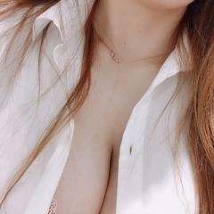 新橋いちゃキャバ・JK制服キャバクラ【ハイスクールbanana】 かな 2/6JK制服胸元はだけ