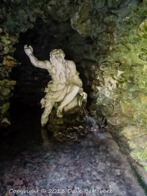 The River God, Stourhead Grotto