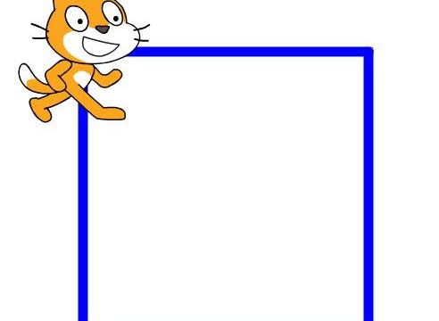 Dibujar un cuadrado en Scratch [Minitutorial]