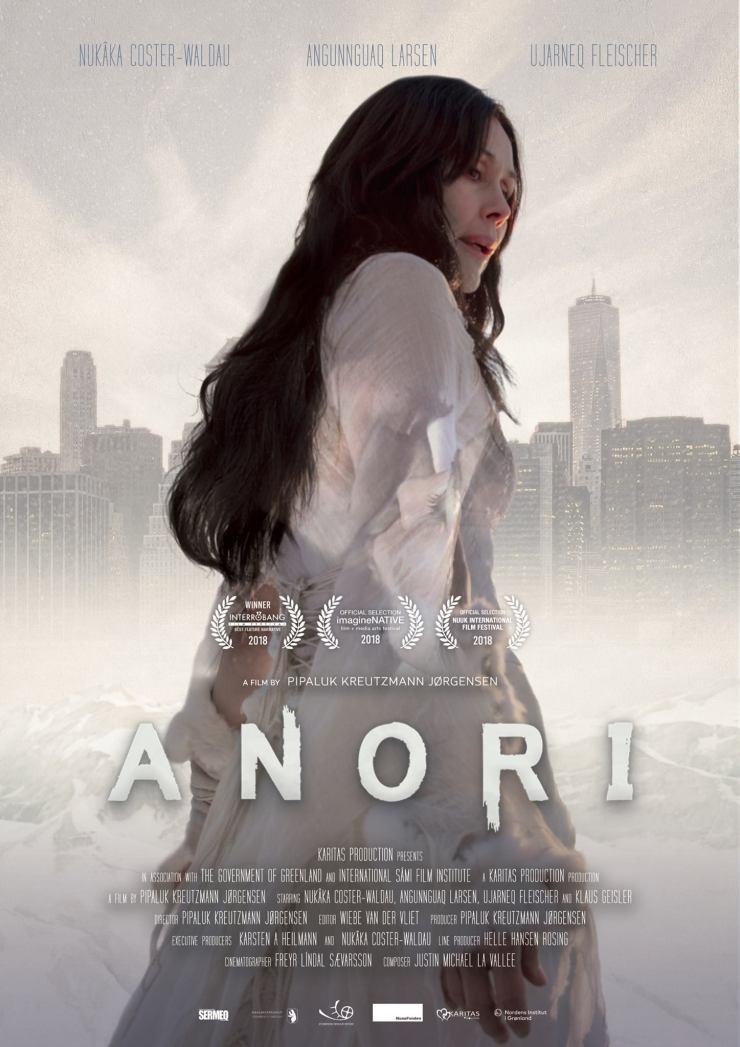 Poster oficial de la película Anori