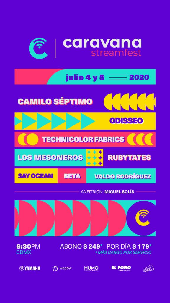 Caravana Stream Fest