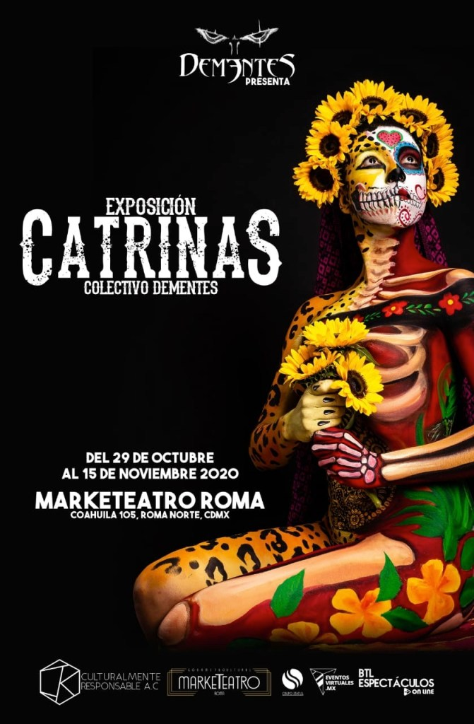 Exposición Catrinas
