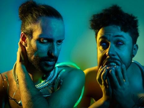 """Migrant Motel presenta su nuevo sencillo """"Bad Machine""""."""