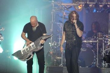 James LaBrie y Jordan Rudess