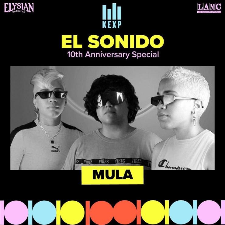 MULA en ''El Sonido''
