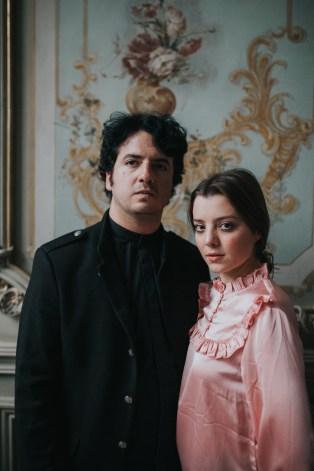 Ricardo y Cristina- Vesica Piscis
