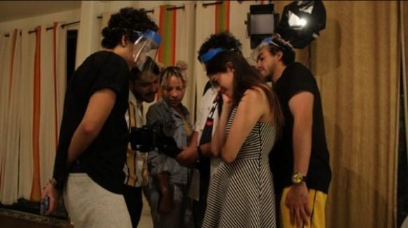 """Escena tomada del Videoclip de """"Para ti (Bonita)"""" de Keko Luna"""