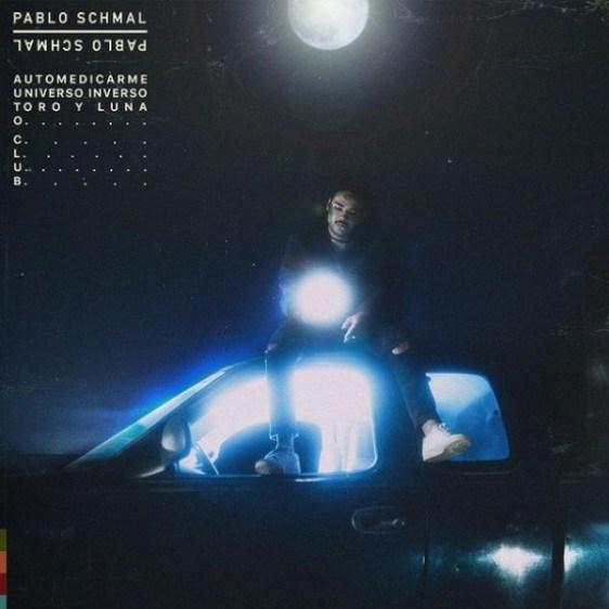 """Portada Acrónimo del tercer sencillo, """"Toro y Luna"""", de Pablo Schmal"""