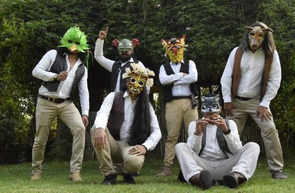 """Los Kamer estrenan nuevo sencillo """"Vagabundo""""."""