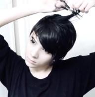 front-hair-cut