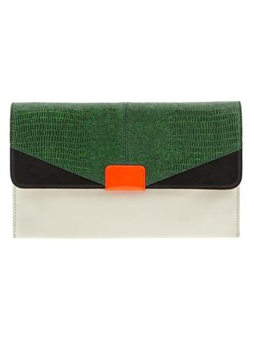 Banana Republic Joan Clutch - Kelly green