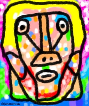 """""""GHEP"""" - (b)ananartista orgasmo Sbuff - digital art"""