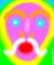 """LAOZI"" - (b)ananartista orgasmo Sbuff - digital art - www.bananartista.com"