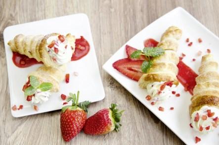 Erdbeer-Schillerlocken
