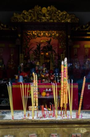 Incense offerings