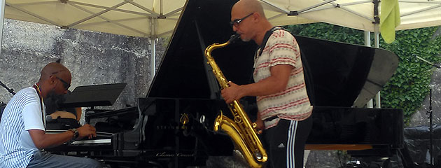Omar Sosa & Jacques Schwarz-Bart