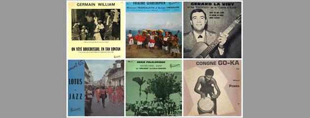 Les disques Kaloukéra